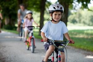 Fahrradunfälle - Eine Statistik zeigt, dass Radfahrer im Straßenverkehr gefährdeter sind.
