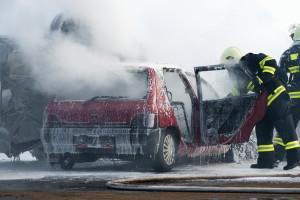 Nach einem Unfall kann es zum Nutzungsausfall kommen, was besonders für Berufsfahrer ein schweres Los ist.