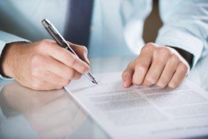 Ein Schuldanerkenntnis nach einem Unfall erfolgt in der Regel nicht sofort vor Ort.