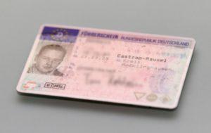 Das Punktekonto in Flensburg kann eingesehen werden, sofern ein Identifikationsnachweis vorliegt.