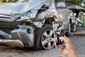 Eine Beschreibung vom Unfallhergang ist sehr wichtig.