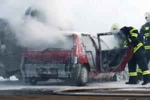 Den Unfallhergang zu schildern ist notwendig und hilft der Versicherung.