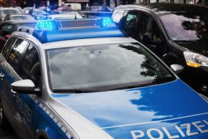 Bei einer Polizeikontrolle werden nicht nur verdächtige Fahrer überprüft.