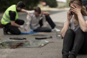 Unfall gehabt? Wie Sie sich verhalten, entscheidet teils über Menschenleben.