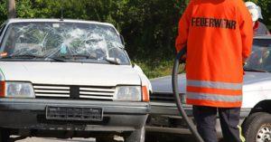 Die Verhaltensweisen bei Unfällen sind meist vorgegeben und richten sich nach einer Reihenfolge.