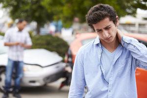 Nicht weglaufen: Ohne Personalienaustausch ist der Unfallort nicht zu verlassen!