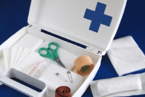 Erste-Hilfe-Maßnahmen können Leben retten.