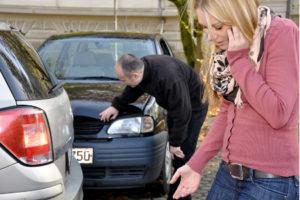 Vor allem Fahranfänger begehen eine Vielzahl an Unfallarten